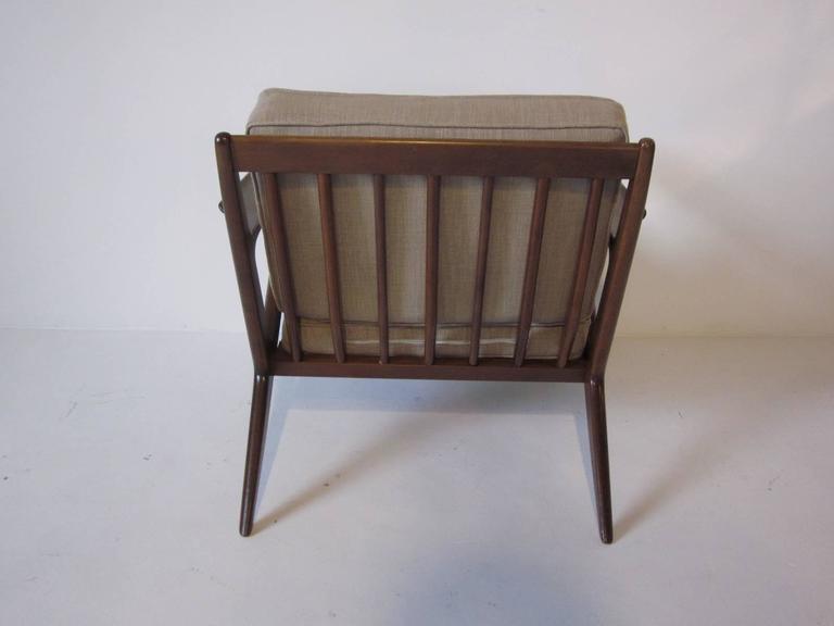 Paul Jensen Danish Lounge Chair At 1stdibs