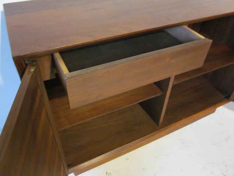 walnut kitchen cabinets photos walnut server or credenza in the manner of nakashima for 6994
