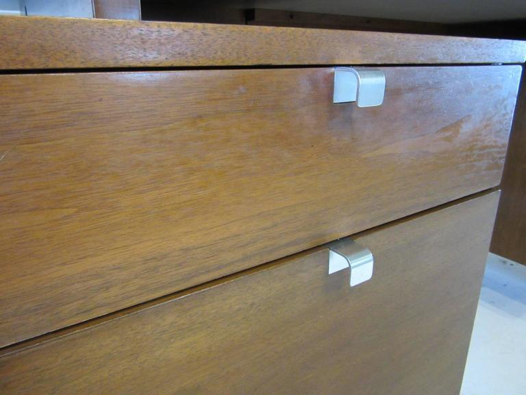 American George Nelson Desk from a National Historic Landmark Eero Saarinen Building For Sale