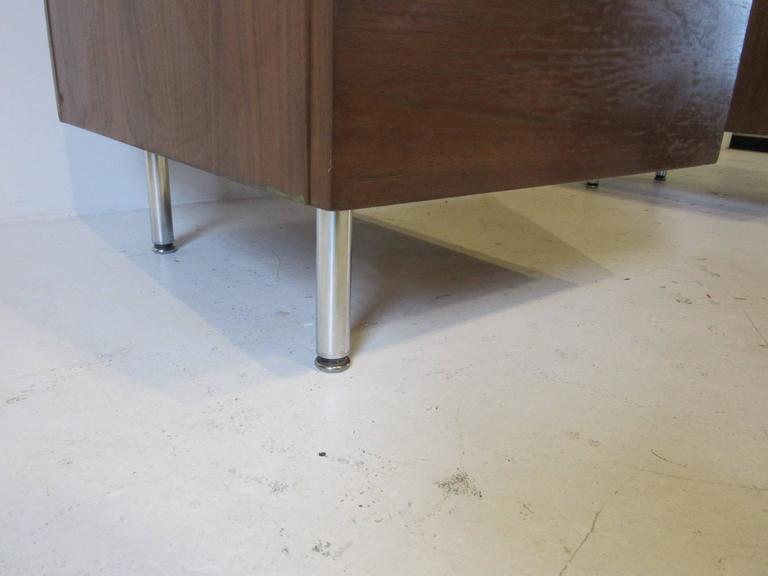 George Nelson Desk from a National Historic Landmark Eero Saarinen Building In Good Condition For Sale In Cincinnati, OH