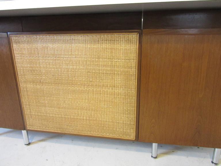 George Nelson Desk from a National Historic Landmark Eero Saarinen Building For Sale 3