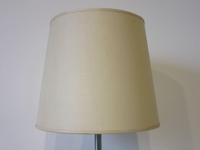 20th Century Walter Von Nessen Art Deco Styled Floor Lamp For Sale