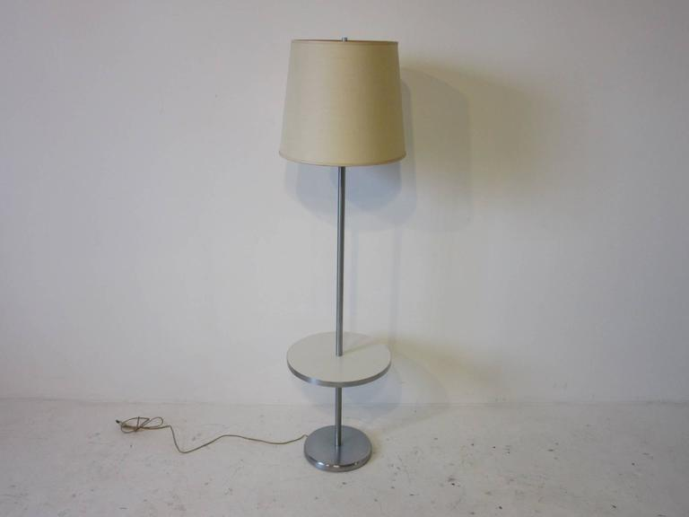 Walter Von Nessen Art Deco Styled Floor Lamp For Sale 1