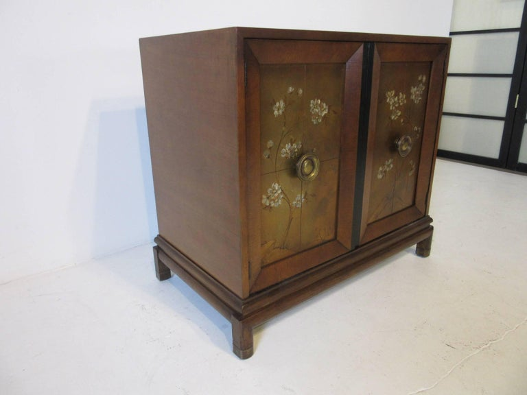 Mid-Century Modern Renzo Rutili Commode / Cabinet for Johnson Brothers
