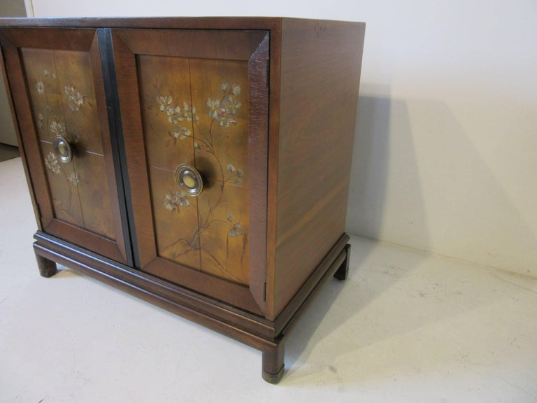 American Renzo Rutili Commode / Cabinet for Johnson Brothers