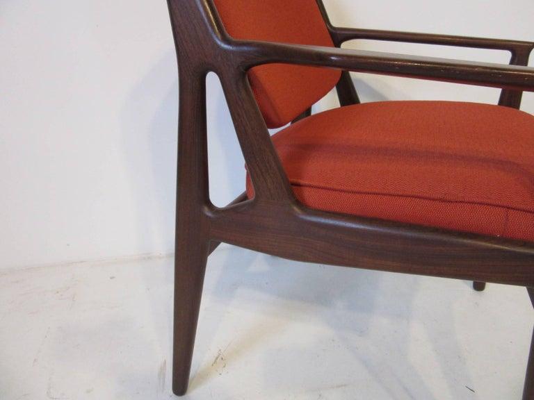 Arne Vodder Tilt Back Armchair, Denmark In Excellent Condition For Sale In Cincinnati, OH