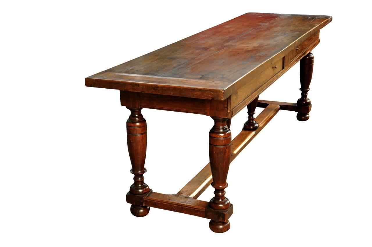 French 19th Century Reflectoire Console Table At 1stdibs