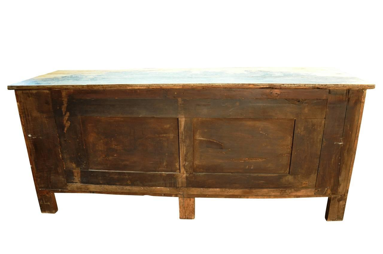 19th Century Painted Enfilade Buffet From Portugal At 1stdibs. Full resolution‎  photograph, nominally Width 1280 Height 850 pixels, photograph with #442B18.