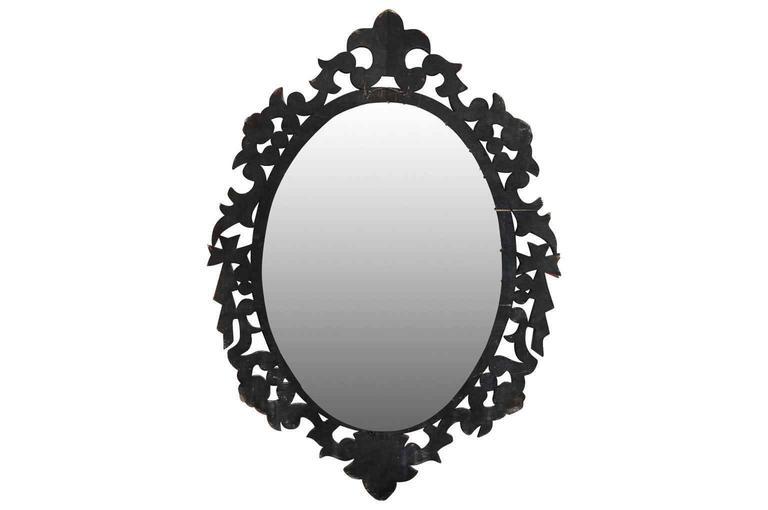 Late 19th Century Venetian Mirror In Good Condition For Sale In Atlanta, GA