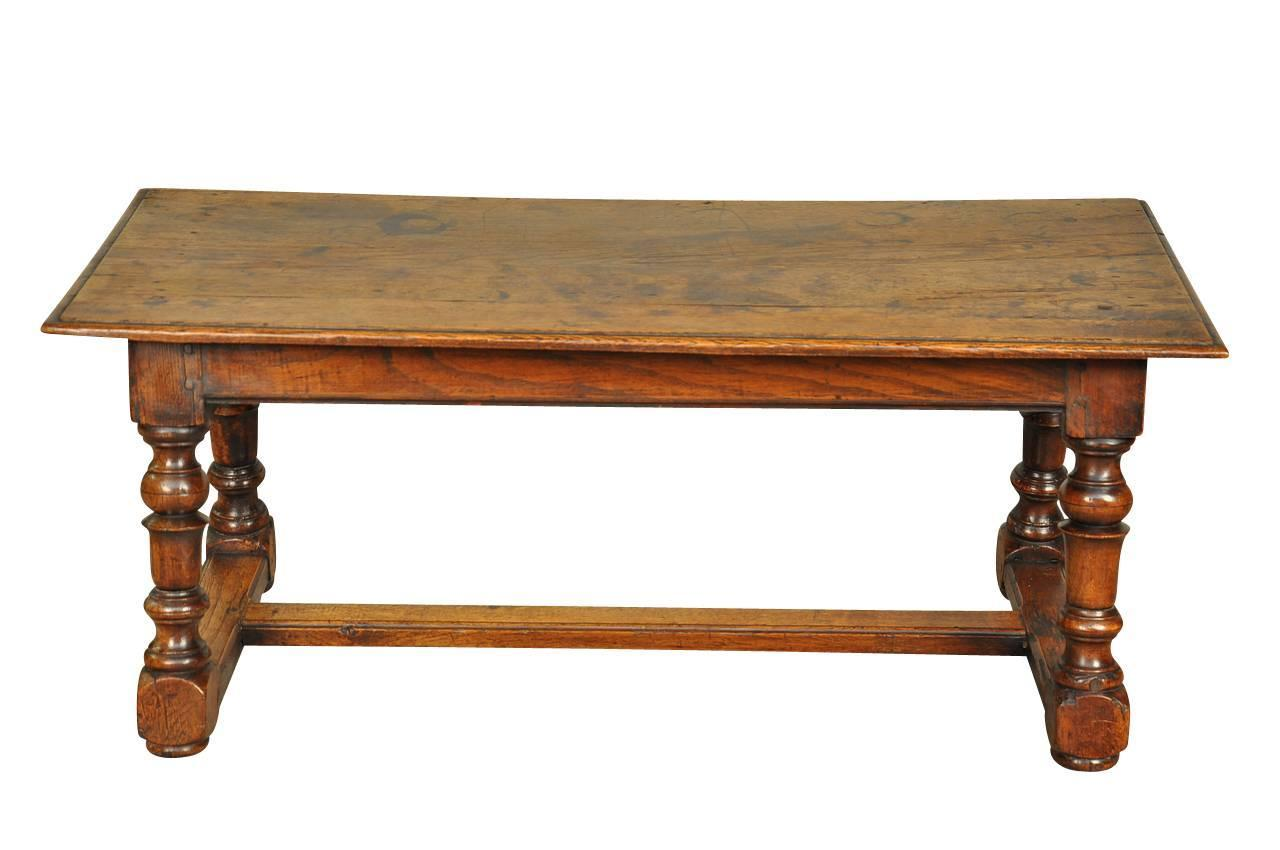 Country French 19th Century Table Basse Coffee Table At 1stdibs
