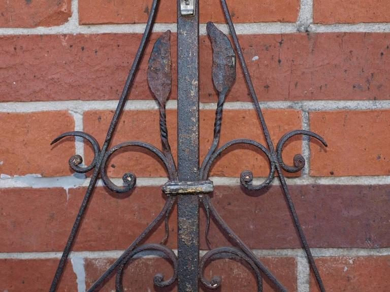 French 19th Century Garden Crucifix For Sale 4
