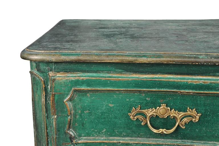French Early 19th Century Arbalette Commode For Sale 2