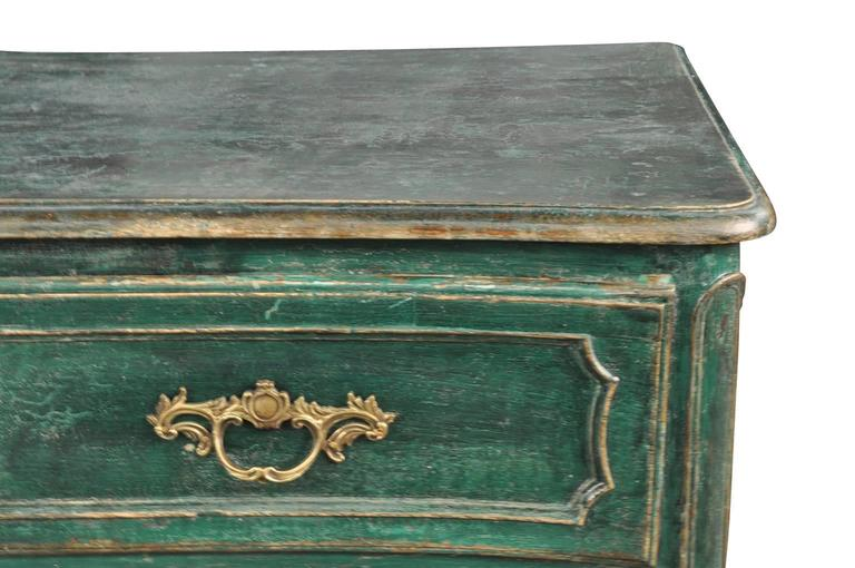 French Early 19th Century Arbalette Commode For Sale 3