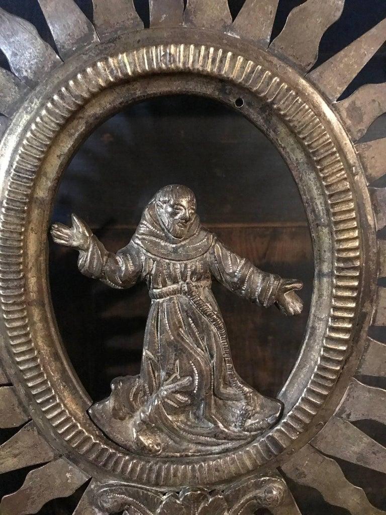 French 19th Century Sceptre, Staff Adornement In Excellent Condition For Sale In Atlanta, GA