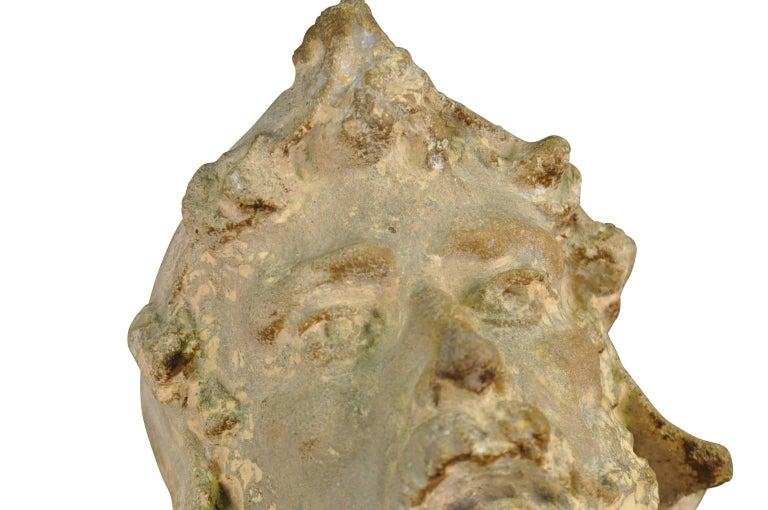 Italian 16th Century Head Of A Noble For Sale