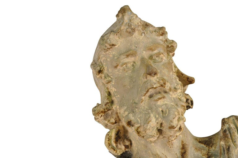 18th Century and Earlier 16th Century Head Of A Noble For Sale