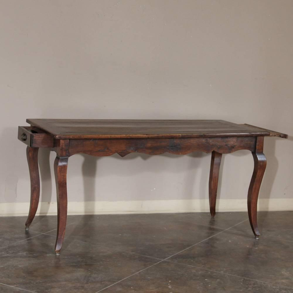 Antique Country French Farm Table At 1stdibs