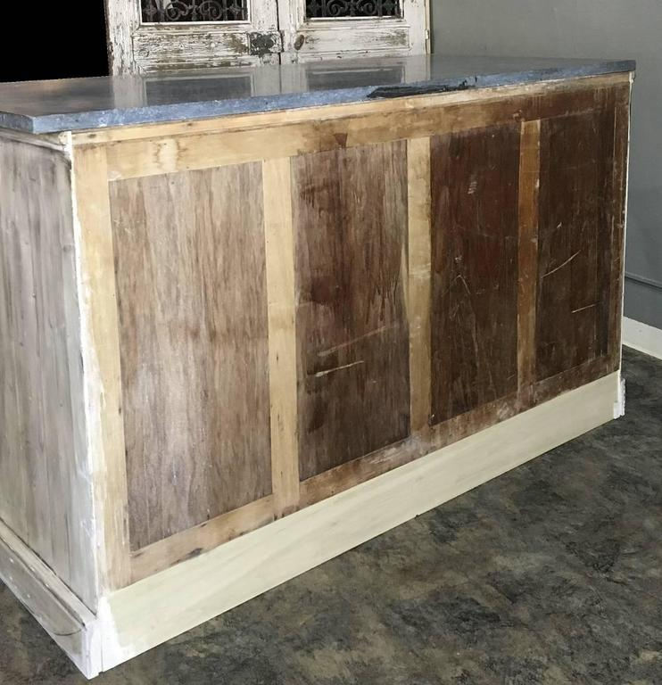 Antique Marble Top Pharmacy Counter At 1stdibs