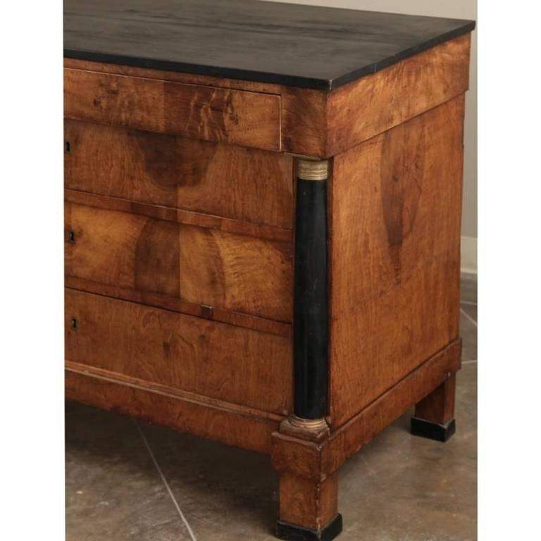 Antique Early 19th Century French Empire Period Commode For Sale 2