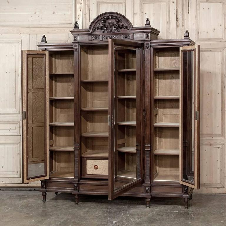 this 19th century neoclassical mahogany bedroom set is no longer