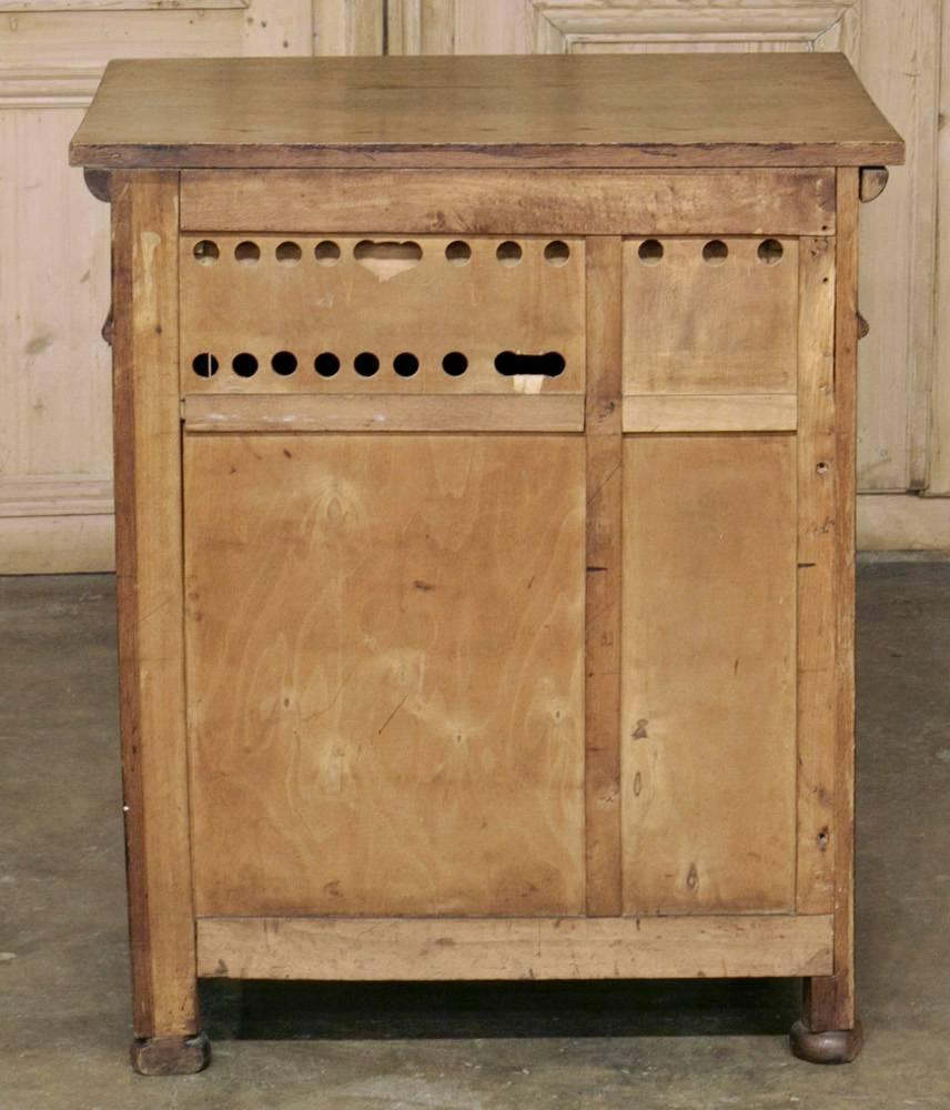 19th Century French Gothic Cabinet Or Confiturier At 1stdibs