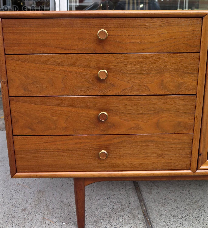 1960 Drexel Declaration Series Eleven Drawer Dresser For Sale At 1stdibs