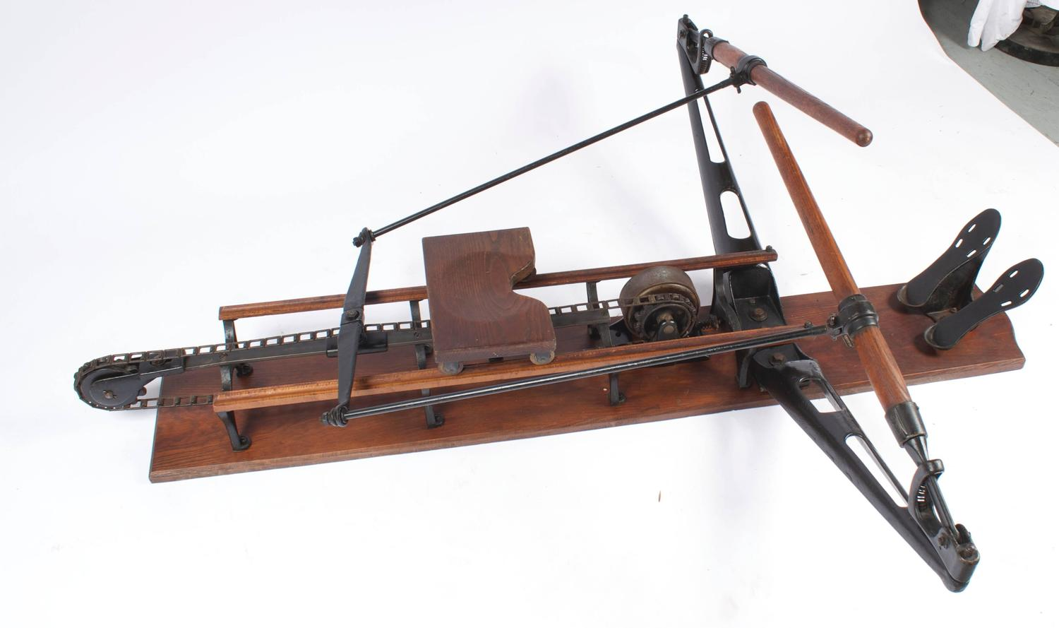 vintage rowing machine for sale