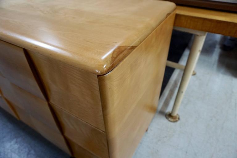 1950 Heywood Wakefield Kohinoor Six Drawer Dresser At 1stdibs