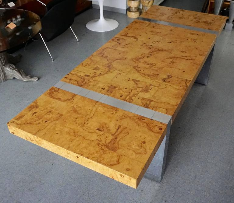 1970s Paul Evans Cityscape Dining Table 2