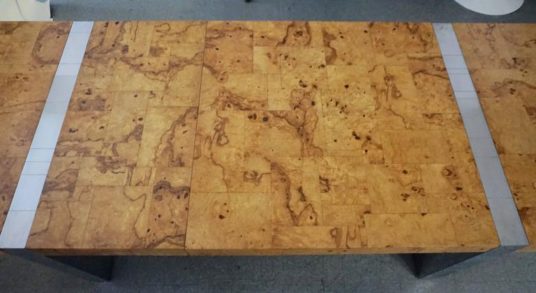 1970s Paul Evans Cityscape Dining Table 4