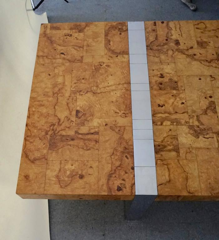1970s Paul Evans Cityscape Dining Table 5