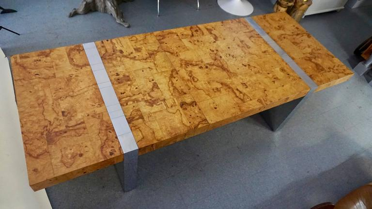 Spectacular 1970s Paul Evans Cityscape Dining Table 3
