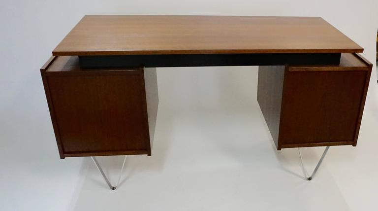 Unusual Cees Braakman for Pastoe Desk 2