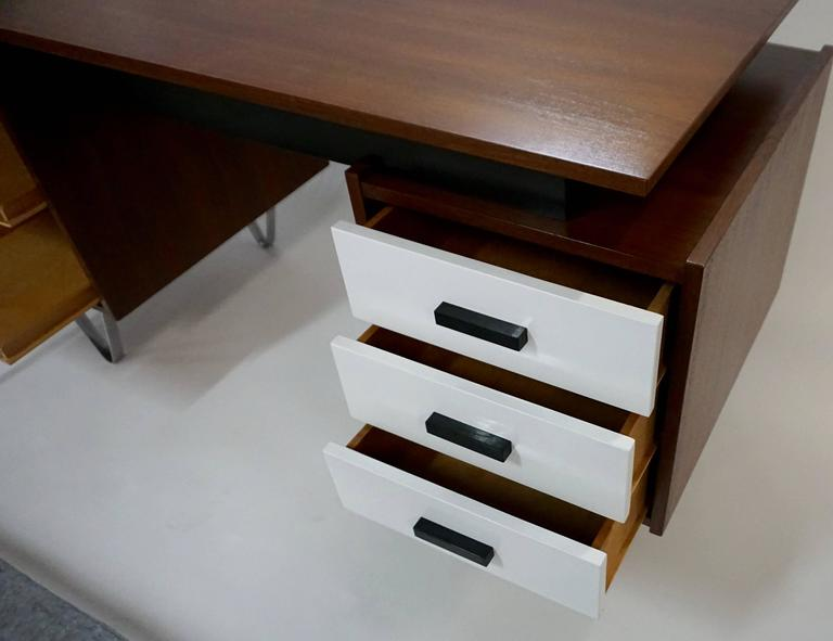 Unusual Cees Braakman for Pastoe Desk 3