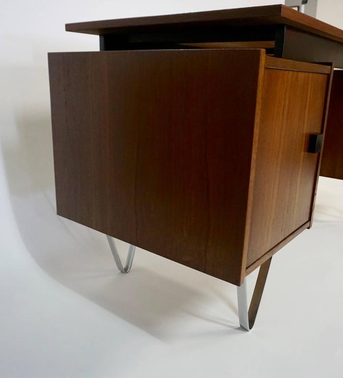 Unusual Cees Braakman for Pastoe Desk 4