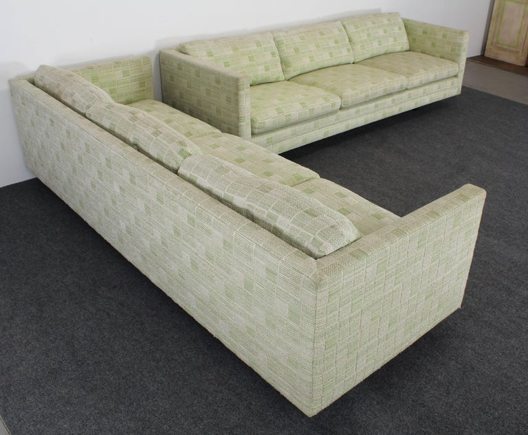 Tuxedo Sofa By Harvey Probber 1960s For Sale At 1stdibs