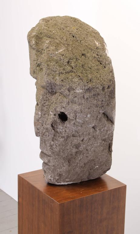 Volcanic Stone Sculpture by Umberto Romano, 1950 In Excellent Condition In Hamburg, PA