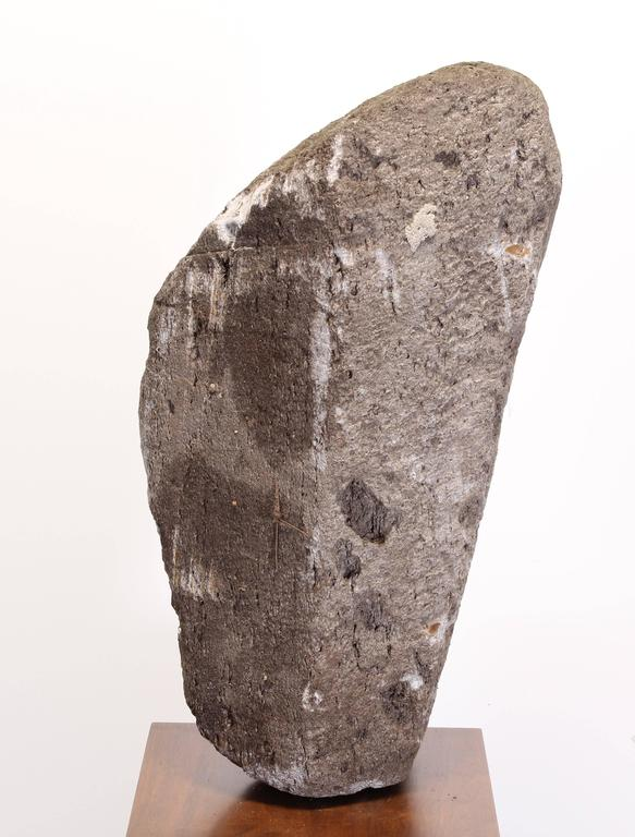 Volcanic Stone Sculpture by Umberto Romano, 1950 1
