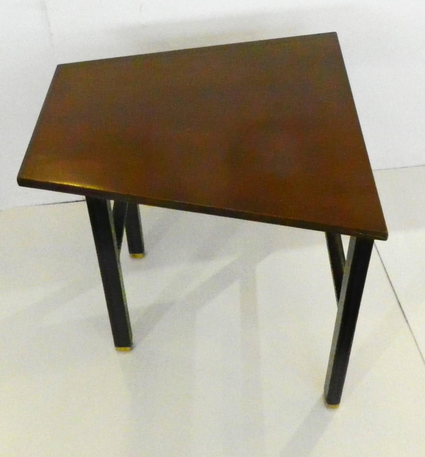 Edward Wormley For Dunbar Wedge Table For Sale At 1stdibs