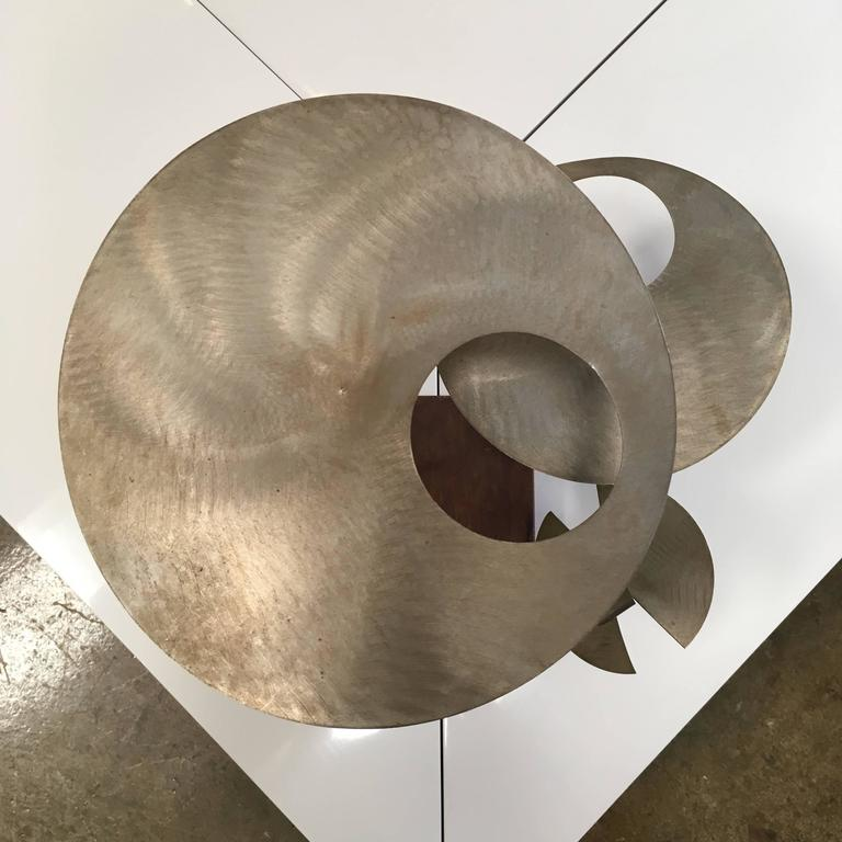 American Kinetic Harry Bertoia Sculpture For Sale