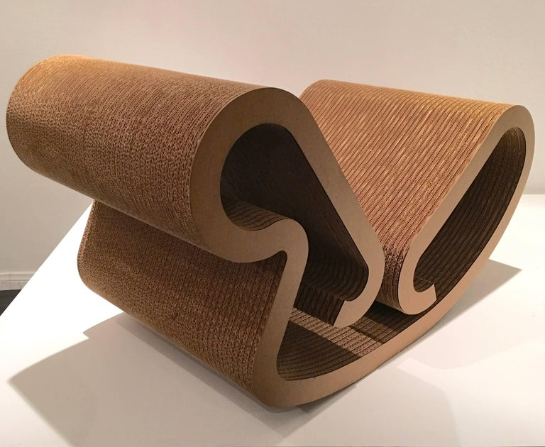 "Frank Gehry ""Easy Edges"" Rocking Chair 5"