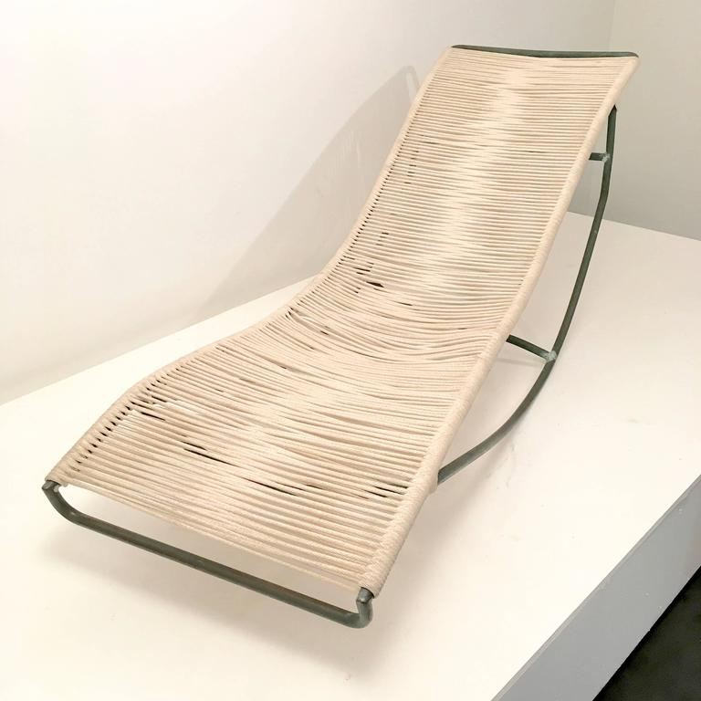 Walter Lamb Rocking Chaise For Sale 1