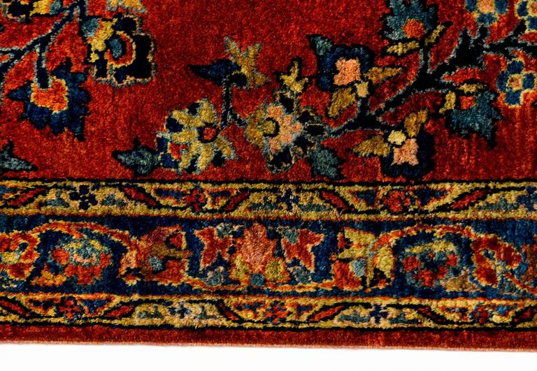 Exquisite Early 20th Century Mohajeran Sarouk Rug For Sale