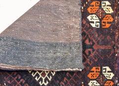 Early 20th Century Baluch Saddle Bag Rug