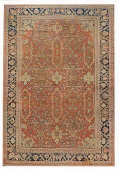 Outstanding Early 20th Century Palatial Sultanabad Rug