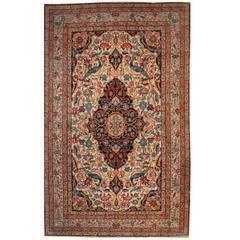 19th Century Persian Lavar Rug