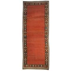 Late 19th Century Persian Shirvan Kilim Runner