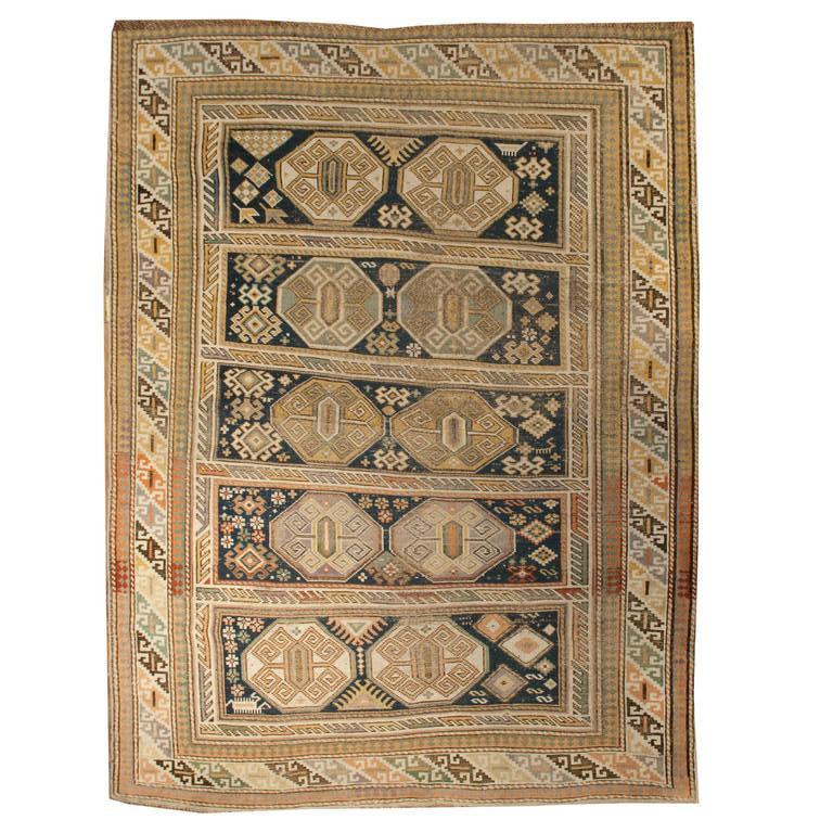 19th Century Shirvan Rug