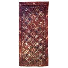 Early 20th Century Turkmen Rug