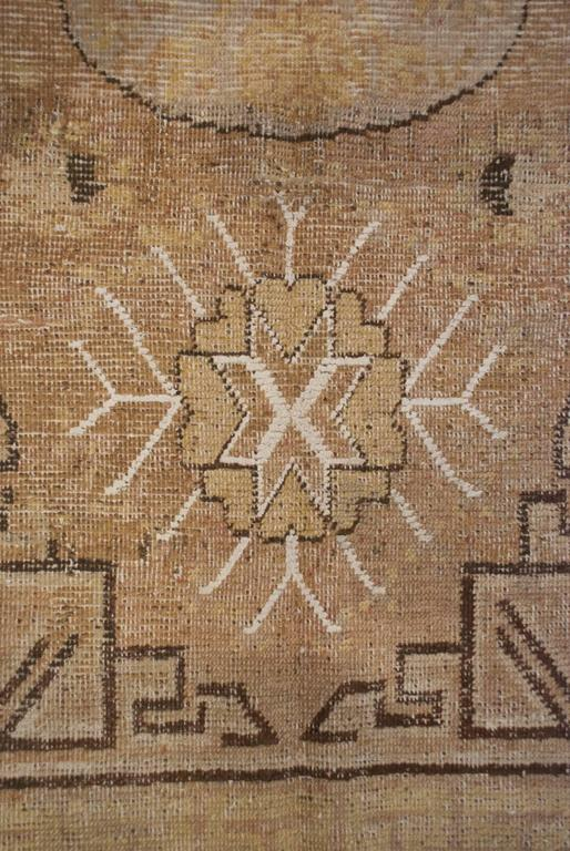 Khotan Early 20th Century Samarkand Rug For Sale
